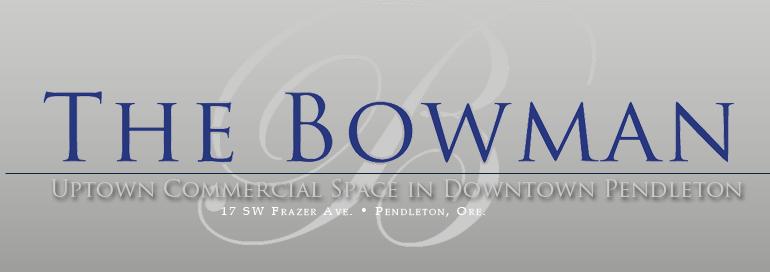 Bowman Professional Building Logo